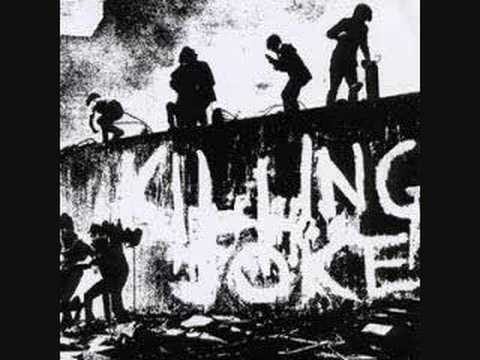 Killing Joke - The Death and Resurrection Show