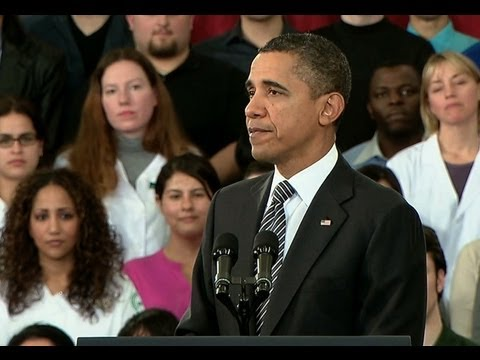 President Obama Speaks on the 2013 Budget