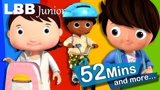 Backpack Song   And Lots More Original Songs   From LBB Junior!