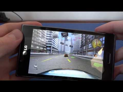 Need For Speed Shift on LG Optimus/Swift L7 [P700]