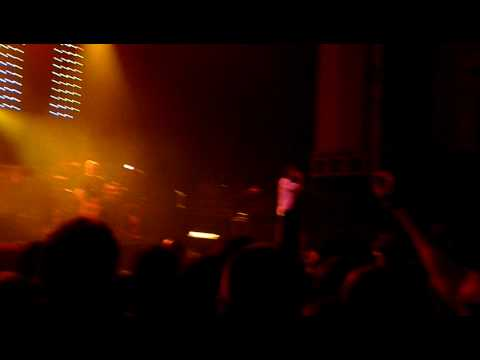 Ian Brown // All Ablaze // Brixton O2 Academy