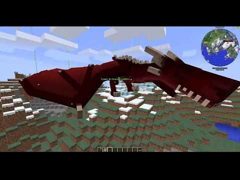 Review Ice and Fire mod || Dragones, Medusa, Grifos, Hadas y más...