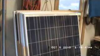 BUILDING YOUR SOLAR BACK UP POWER SYSTEM #1