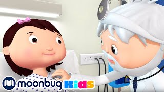 Staying In The Hospital | BRAND NEW | Little Baby Bum Junior | Kids Songs | LBB | Songs For Kids