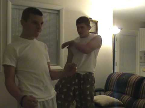 Beaudoin boys living room dancing.  Part 2.