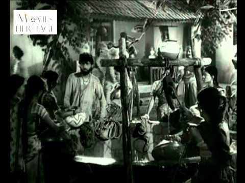 O Duniya Ke Rakhwale   Mohammad Rafi Songs   Baiju Bawra (1952) video