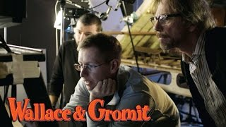 Making Of - Wallace and Gromit with Visit England