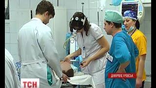Одинадцять важкопоранених бійців доправили уночі до дніпропетровської обласної лікарні - : 1:05
