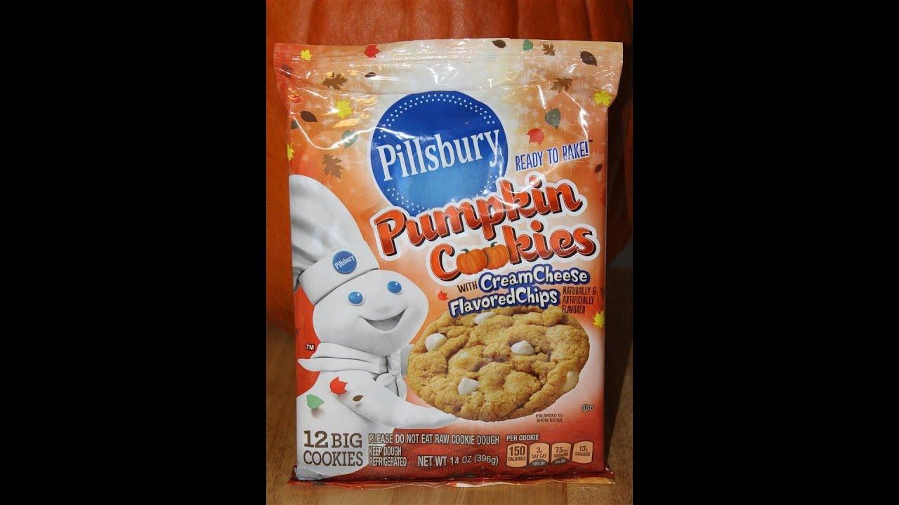 Pillsbury Pumpkin Cookies From Cake Mix