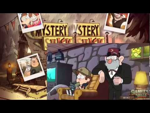 Gravity Falls - Turista atrapado - Episodio 1 - Parte 1