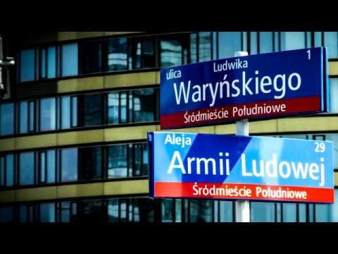 IPNtv - Dekomunizacja Nazw Ulic W Warszawie I Okolicach.