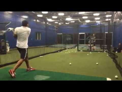 Falcao y el baseball