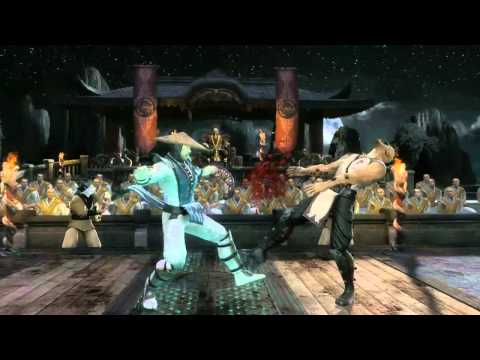 Mortal Kombat `Raiden` trailer #2