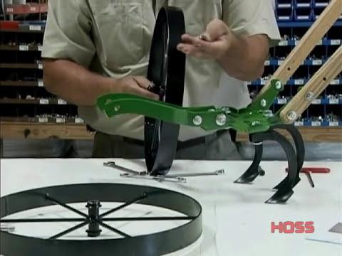Wheel Hoe Plans Hoss Double Wheel Hoe