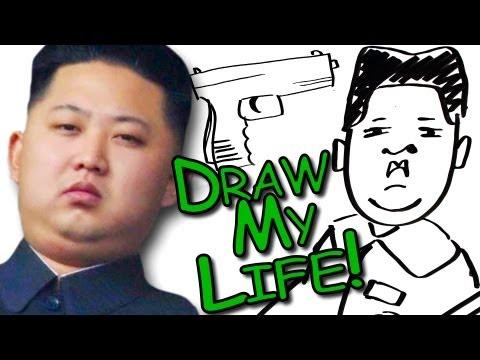DRAW MY LIFE - Kim Jong-un