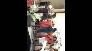 Deborah Barnes & RWC Choir Christmas (Pt.1)