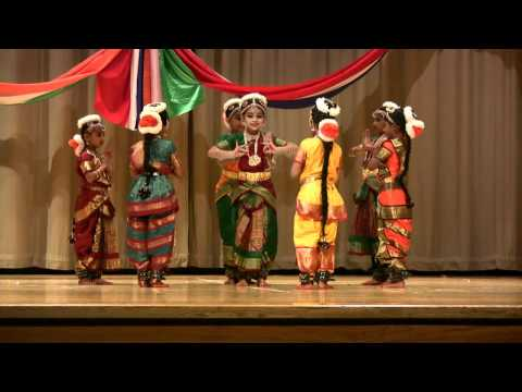 Bharatanatyam, video