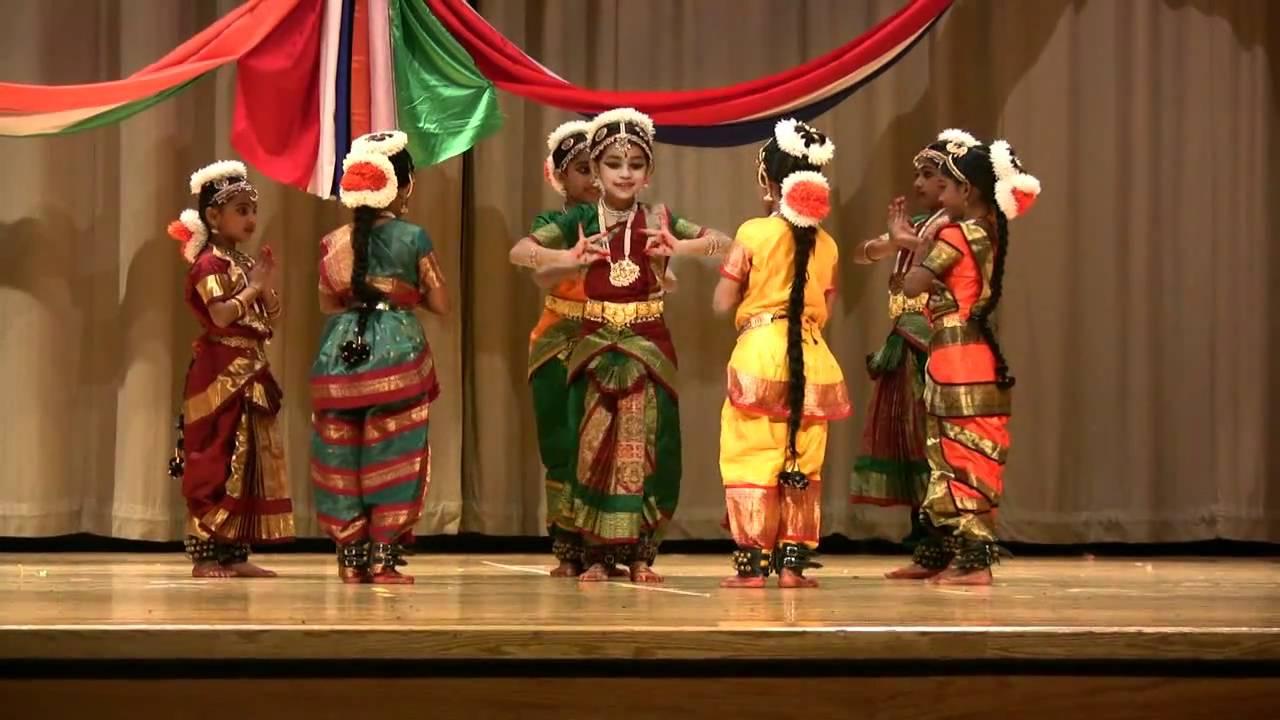 Bharatanatyam, - YouTube