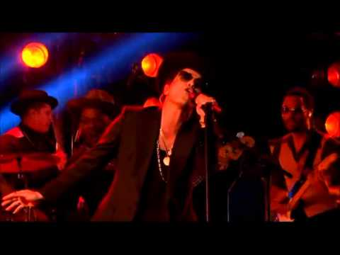 Bruno Mars The X Factor Uk 2012 - Locked Out Of Heaven video