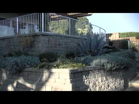 Terraced Landscaping - Landscape Design for Hillsides