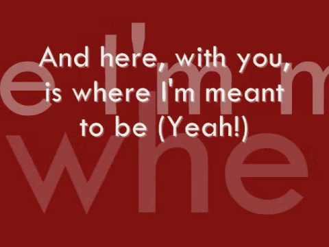 Something to Believe in - Spectacular! (lyrics)