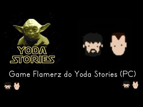 Game Flamerz Do Yoda Stories (PC)
