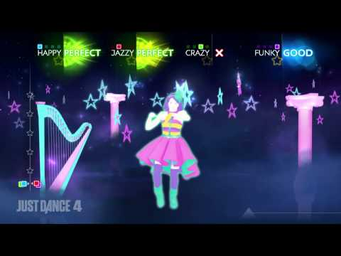 Selena Gomez And The Scene - Love You Like A Love Song | Just Dance 4 | Gameplay video