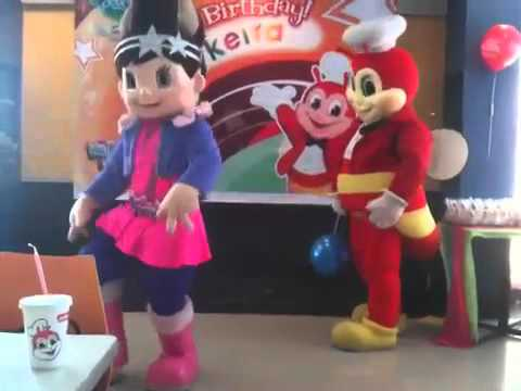 Jollibee's New Dance Moves video