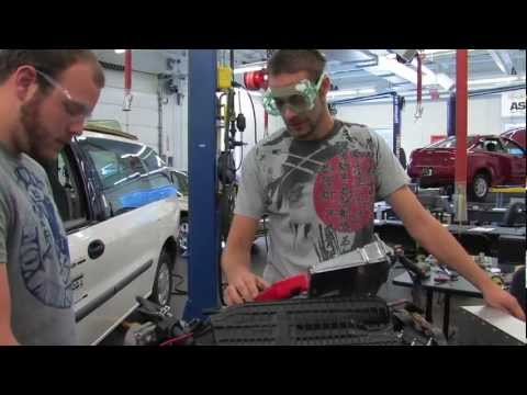 Penn College: Automotive Technology