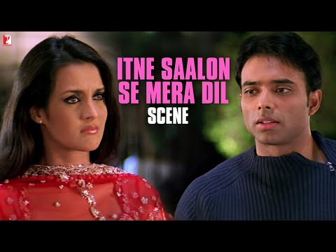 Aur Jo Itne Saalon Se Mera Dil - Scene - Mere Yaar Ki Shaadi Hai
