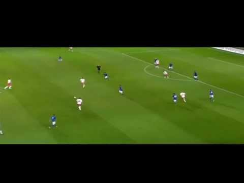 Michael Carrick Vs Italy