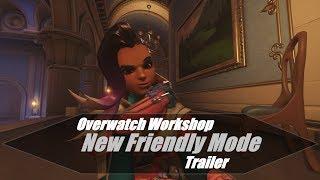 Overwatch Workshop | New Friendly Mode!