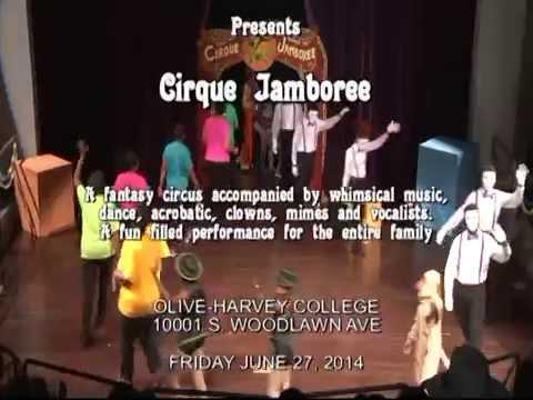 Burnett School Of Performing Arts (6-27-14)