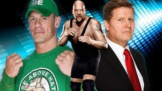 WWE OVER THE LIMIT 2012 : Big SHOW ATTACK JOHN CENA ???