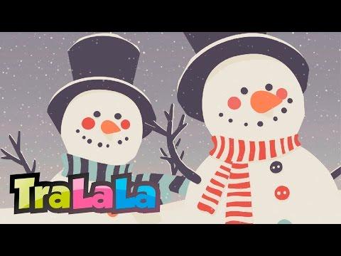 Cantece de iarna - Omuletul de zapada