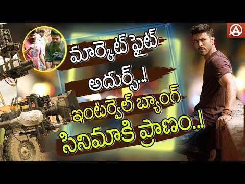 Unexpected Twist in Ram Charan Boyapati Movie l Namaste Telugu