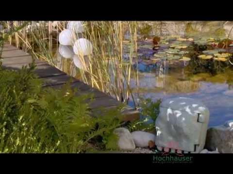 Gartengestaltung Hochhauser