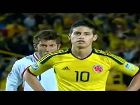 James Rodriguez |THE COLOMBIAN STAR| Goals and Skills