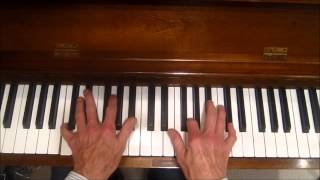 """The Autumn Leaves""  Jazz, Latin , and Ballad Versions. Piano Tutorial"