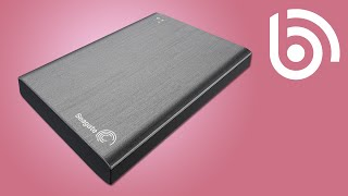 Seagate Wireless Plus 1TB Portable Hard Drive STCK1000200