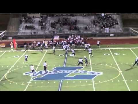 #4 Christian Burks - SS/FS - Class of 2013 - Liberty Christian School