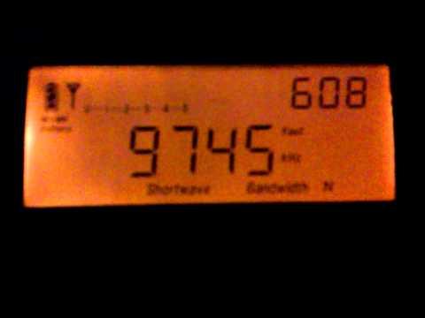 9745 kHz Radio Bahrain