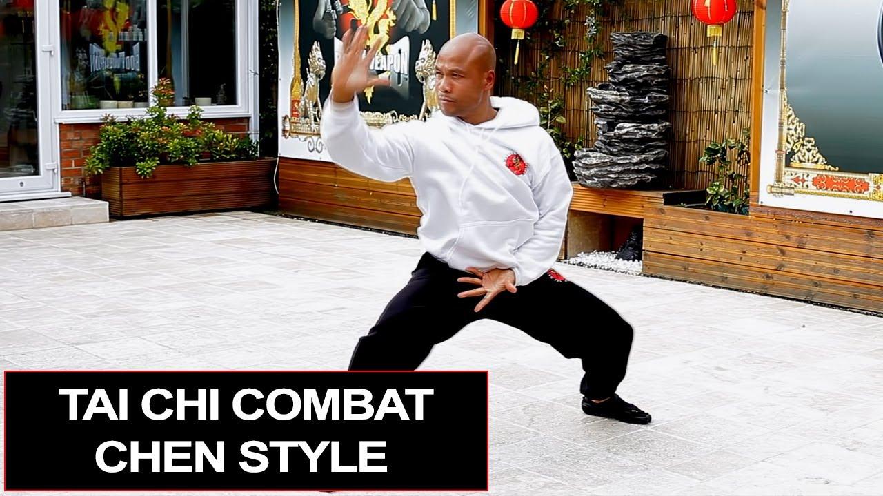 Learn tai chi chuan