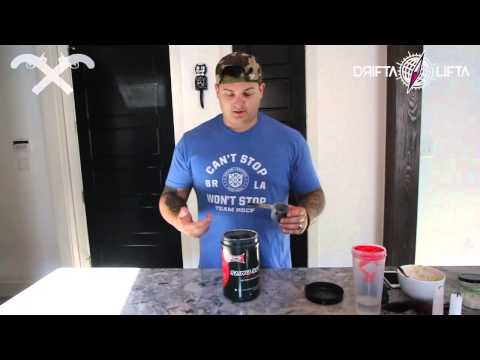 JUST THE TIP: SLING SHOT protein review