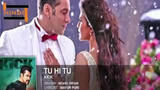 download lagu Hindi Songs 2014 Hits New Tu Hi Tu Kick gratis