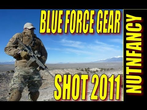 Nutnfancy SHOT Show 2011: Blueforce Gets It Light
