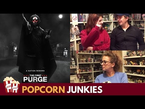 The First Purge Trailer Family Reaction & Review