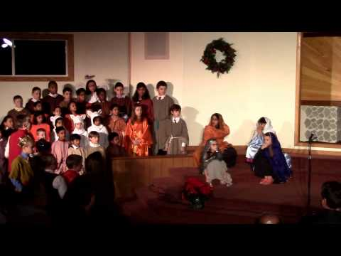 2013 Latham Christian Academy Elementary Christmas Program - 01/11/2014