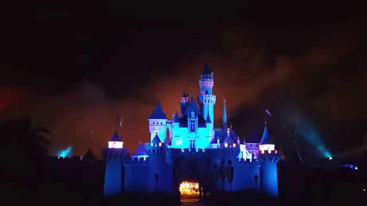 When You Wish Upon A Star HK Disneyland Fireworks YouTube