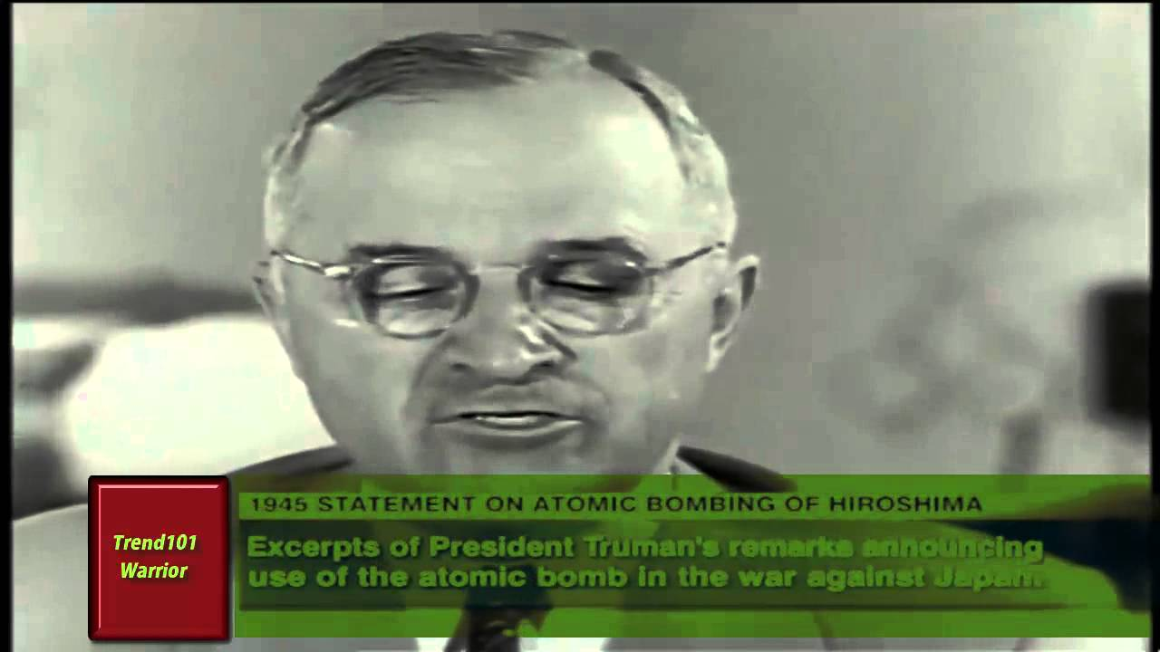51g. The Decision to Drop the Bomb